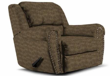 Lane Furniture 21495S481230 Summerlin Series Transitional Wood Frame  Recliners