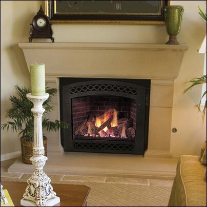 Majestic LX32DVP  Direct Vent Liquid Propane Fireplace