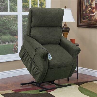 MedLift 1175EP Contemporary Vinal Wood Frame  Recliners