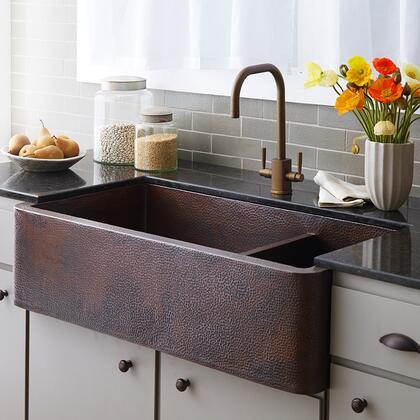 Native Trails CPK274 Copper Kitchen Sink