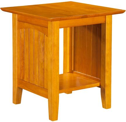 Atlantic Furniture AH1430 Nantucket End Table