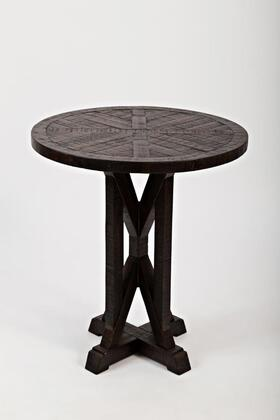 """Jofran 15X13 Pacific Heights 22"""" Round End Table"""