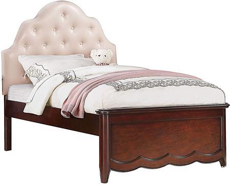 Acme Furniture 30265F Cecilie Series  Full Size Platform Bed