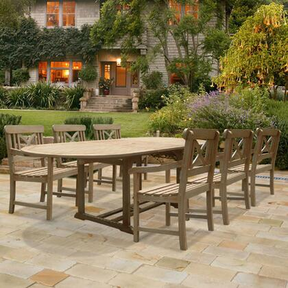 Vifah V1296SET5 Renaissance Patio Sets