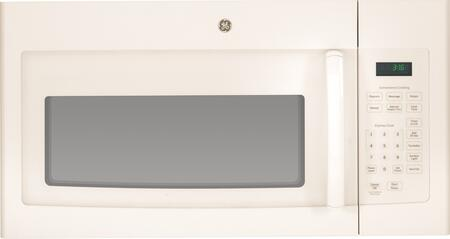 "GE JNM3161 30"" 1.6 cu. ft. Capacity Over-the-Range, 1000 Watt Microwave Oven, Convenience Cooking Controls, 2 Speed 300 CFM Venting, Auto & Time Defrost, in"