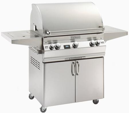 FireMagic A660S2L1N62 Freestanding Grill, in Stainless Steel