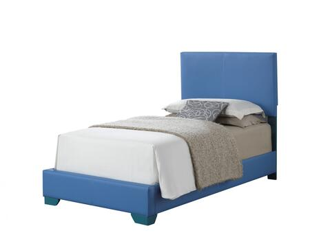Glory Furniture G1808TBUP  Twin Size Panel Bed