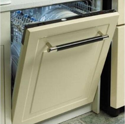 "Heartland HLDWI06 24"" Built-In Fully Integrated Dishwasher with in Black"