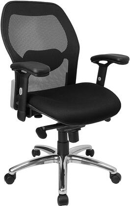 "Flash Furniture LFW42GG 27.25"" Contemporary Office Chair"