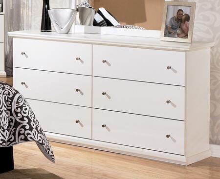 Milo Italia BR21920 Melton Series Wood Dresser