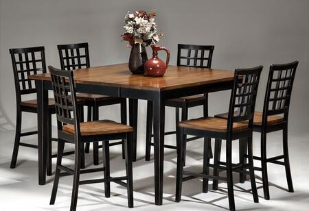 Intercon Furniture Arlington ARTA5454G Dining Room Gathering Table