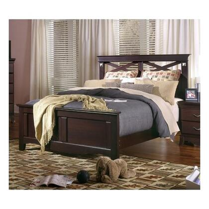 Standard Furniture 7652A City Crossings Series  Queen Size Panel Bed