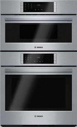 Bosch Hbl87m52uc 30 Inch Double Wall Oven In Stainless