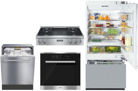 Miele 810572 Kitchen Appliance Packages