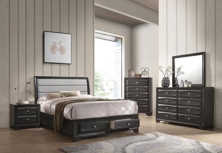 Acme Furniture Soteris Bedroom Set