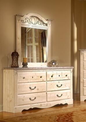 Standard Furniture 6409A Seville Series Wood Dresser