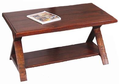 2 Day Designs 991003 Rustic Table