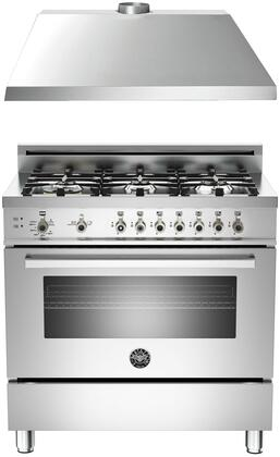 Bertazzoni 706652 Professional Kitchen Appliance Packages