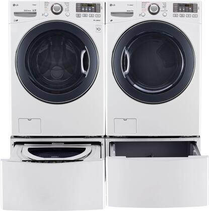 LG 719035 Washer and Dryer Combos
