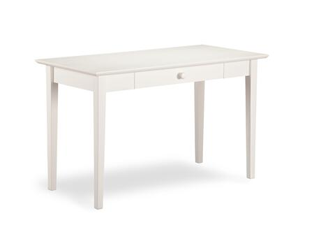 Atlantic Furniture SHAKERWRT Shaker Collection Writing Desk: