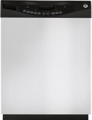 GE GLD5660VSS 5600 Series Built-In Full Console Dishwasher