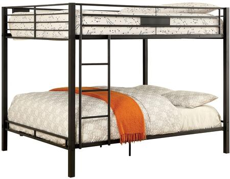 Furniture of America CMBK939QQBED Claren Series  Queen Size Bed