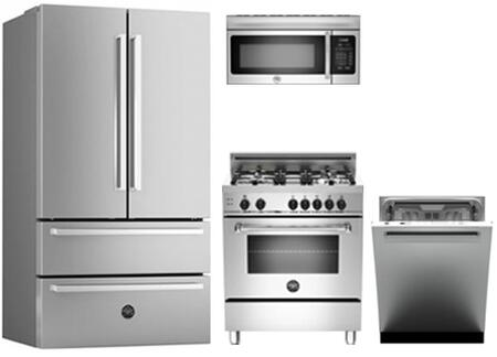Bertazzoni 768306 Kitchen Appliance Packages