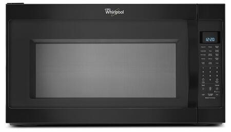 "Whirlpool WMH53520C 30"" Over the Range Combination Range Hood Microwave with 2.0 cu. ft., 1000 Cooking Watts, 4 Speed 400 CFM Fan, Steam Cooking, and CleanRelease Non-Stick Interior in"