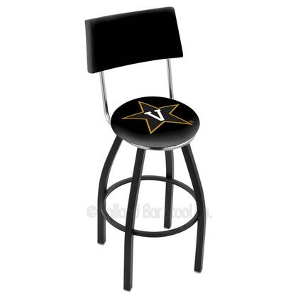 Holland Bar Stool L8B430VANDER Residential Vinyl Upholstered Bar Stool