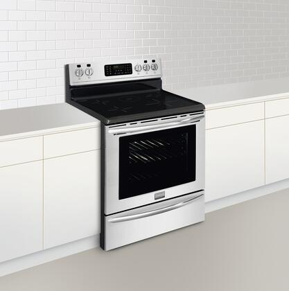 Frigidaire Fgif3061nf Gallery Series 30 Inch Induction