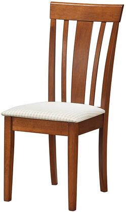 Glory Furniture G0050C  Fabric Wood Frame Dining Room Chair