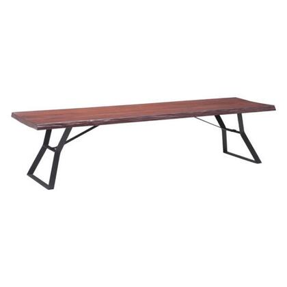 Zuo 100504 Cherry Traditional Table