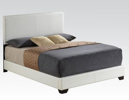 Acme Furniture 14395F Ireland Series  Full Size Platform Bed