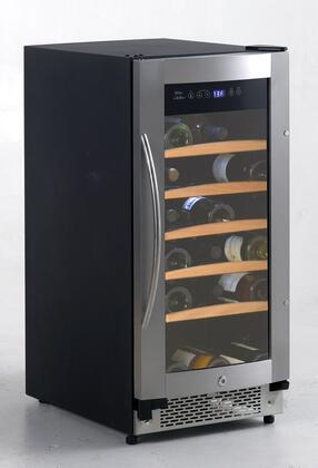 "Avanti WC30SSR 15"" Built-In Wine Cooler"
