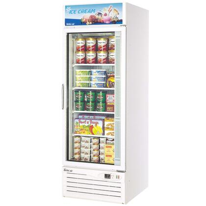 Turbo Air TGF23F  Commercial Display Freezer