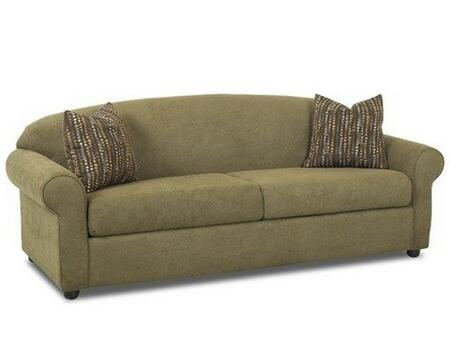 Klaussner POSSIBILITIESTSLP Possibilities Series Pull-Out Polyester Sofa