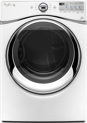 "Whirlpool WGD96HEAW 27"" Gas Dryer"
