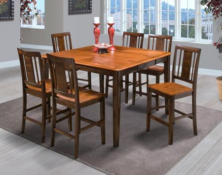 New Classic Home Furnishings 4515011TCCC Latitudes Dining Ro
