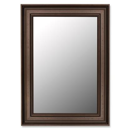 Hitchcock Butterfield 210104 Cameo Series Rectangular Both Wall Mirror
