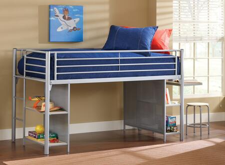 Hillsdale Furniture 1178JRLBDS Brayden Series  Loft Bed
