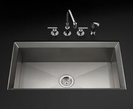 Kohler K3387NA Undermount Sink