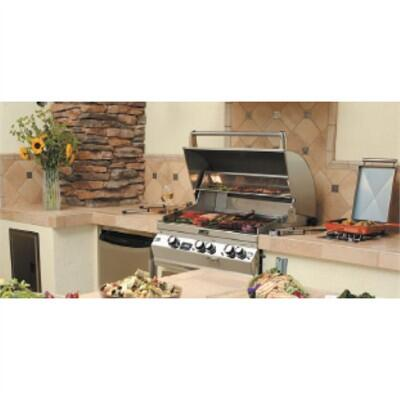 FireMagic E660I2L1NW Built In Natural Gas Grill