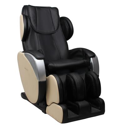 "Dynamic Santa Monica Series LC5900 47"" 2 Stage Zero Gravity Massage Chair with Body Scan, 236 Possible Combination Massage Settings, 6 Auto Functions, Programmable Memory and 20 Airbags in"