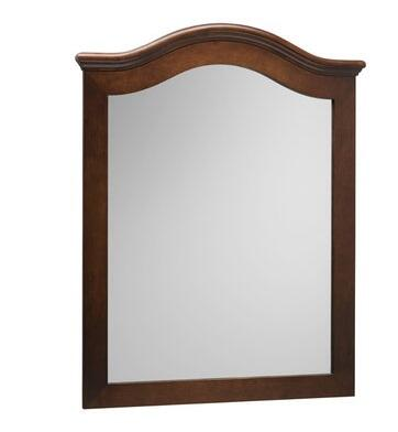 """Ronbow 606030 30"""" x 38"""" Marcello Style Wood Framed Mirror:"""