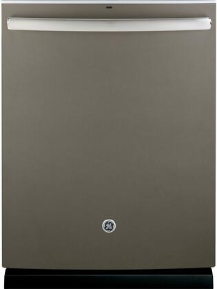 """GE GDT580SMFES 24"""" Built In Fully Integrated Dishwasher with 16 Place Settings Place Settingin Slate"""