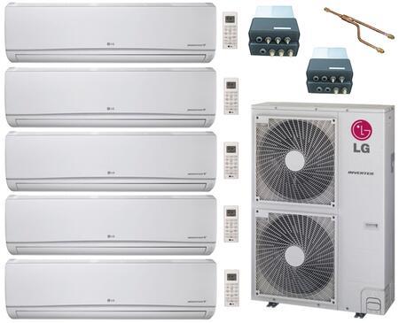 LG 704815 5-Zone Mini Split Air Conditioners