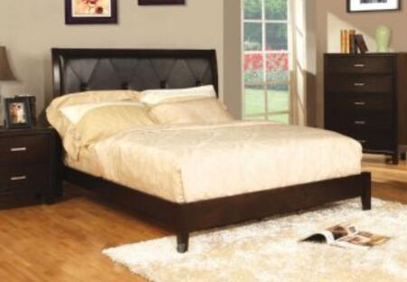 Yuan Tai 8160Q Winslow Series  Queen Size Panel Bed