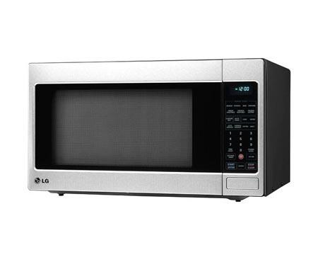 Lg Lcrt2010st 2 0 Cu Ft Capacity Counter Top Microwave