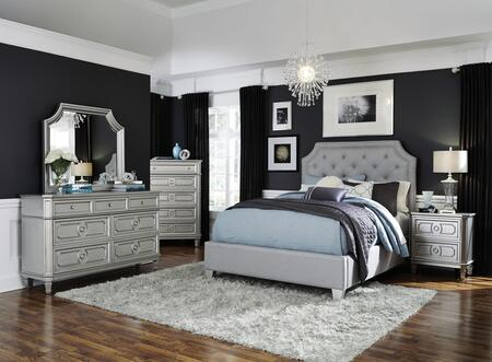 Standard Furniture 8733kpbdm2nc Windsor Silver King