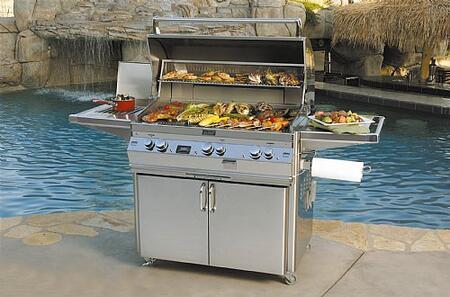FireMagic E790S2E1P63W Freestanding Liquid Propane Grill